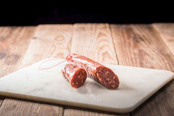 Gedroogd Chorizo worstje - Louman Jordaan