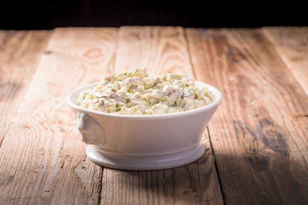 Hamprei salade - Louman Jordaan