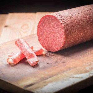 Hollandse salami - Louman Jordaan