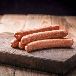 Hotdogworstjes - Louman Jordaan
