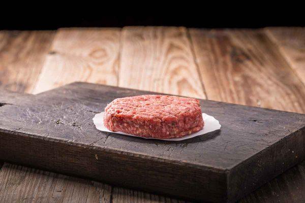 Runderhamburger - Louman Jordaan