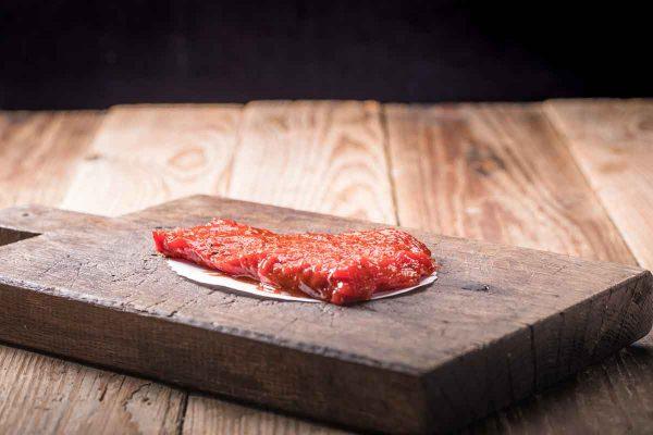 Minute steak - Louman Jordaan
