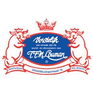 Louman Jordaan Logo